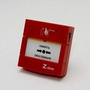 Извещатель пожарный ручной адресный Z-041 фото