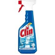 Средство для мытья окон Clin для блеска разных поверхностей, пистолет 500 мл фото