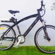 Электровелосипед М09 фото