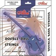 Alice A100 Струны для контрабаса фото