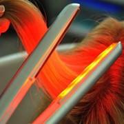 Кератиновое протезирование волос фото