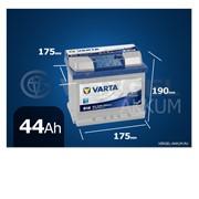Батарея Varta Blue Dynamic 44Ah B18 обратная полярность фото