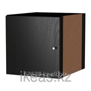 Вставка с дверцей, черно-коричневый КАЛЛАКС фото