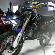 Кроссовый мотоцикл Lifan Monster фото