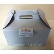Тортовая упаковка 250*250*150 фото