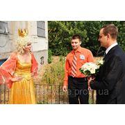 Выкуп невесты. свадьба в Запорожье