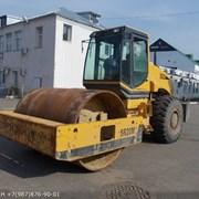 Аренда/Услуги Грунтовый виброкаток Shantui SR20 20т фото