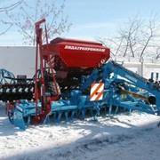 Агрегат почвообрабатывающий посевной АПП-6П-01 фото