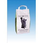 Кошачий наполнитель - Кошачье Королевство 16 литров от 100 пакетов фото