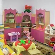 Мебель для детских учреждений. Производство. фото