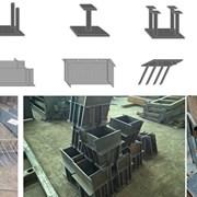 Производство закладных изделий по Сериям (мн, м фото
