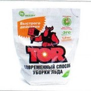 Противогололедный материал TOR Пакет 1,8 кг фото