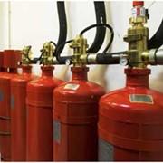 Системы охрано-пожарной сигнализации, системы автоматического газового пожаротушения технологических помещений фото