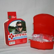 Аптечка индивидуальная (мини) фото