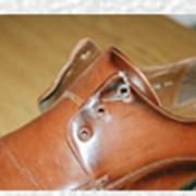 Ремонт верха обуви фото