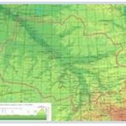Создание цифровых карт и атласов фото