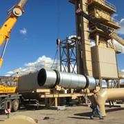 Ремонт и сервисное обслуживание АБЗ доступно в любом регионе России и странах СНГ. Монтаж-демонтаж оборудования. фото