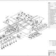 Проекты трубопроводной обвязки оборудования фото