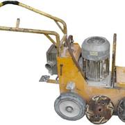Аренда шлифовальной машины по старому бетону фото