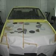 Кузовной ремонт фото