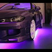 Автотюнинг с помощью подсветки на светодиодах фото