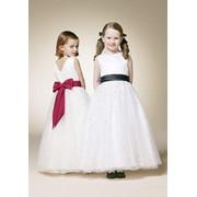 Платья для девочек от 6 мес - 9 лет. фото