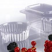 Пластиковая пищевая упаковка фото