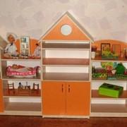 Мебель для дошкольных учебных заведений фото