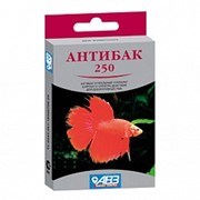 Антибак-250 6 табл(100) фото