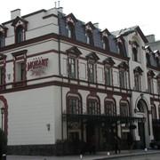 """Техническое обслуживание лифтов. Одесса, отель """"Моцарт"""". фото"""