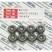 Колпачки маслосъёмные Musashi, комплект MV428 (8 шт.)
