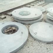 Крышка колодца ПП-20 (без люка) в Домодедово