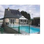 Системы для подогрева басейна фото