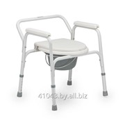 Прокат, аренда кресло-туалет с санитарным оснащением для инвалидов фото