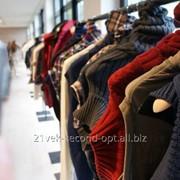 Одежда стоковая Платья с пояском фото