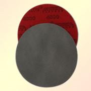 Круг шлифованный на поролоне фото