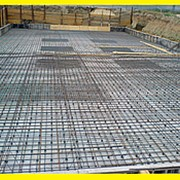 Заливка бетонных столбов под фундамент м3 куб фото