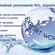 Международнoe продвижение фирм, товаров и услуг. фото