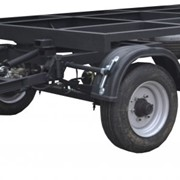 Автомобильный прицеп 849030 (грузоподъемность 4500 кг) фото