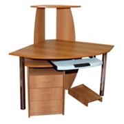 Столы компьютерные угловые Сталкер фото