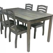 Обеденная группа Премьера стол и 6 стульев фото