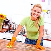 Помыть кухонный гарнитур фото