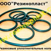 Кольца резиновые уплотнительные