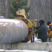 Резка труб и нарезание механической фаски станком СПК фото
