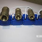 Шаровые электроприводы фото