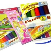 Оптовая торговля товарами для детского творчества фото