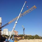 Башенный кран Zoomlion TC6015A-10 (г/п 10 тонн) фото