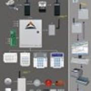 Автоматизированная радиоканальная система контроля и учета энергоресурсов фото