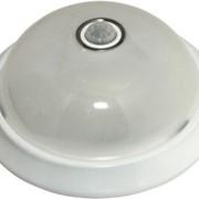 Светодиодный светильник с датчиком движения и света 8Вт фото