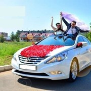 Аренда автомобиля на свадьбу, прокат свадебного автомобиля фото